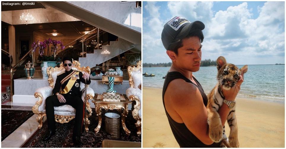 Вот как живет супер богатый принц Брунея, а ведь ему только 26 лет Instagram позволяет нам за ними ″подсматривать″.