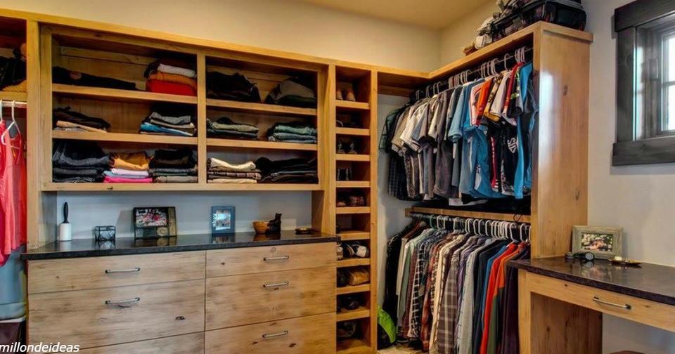 12 идей для шкафа, который вы можете соорудить сами Или заставить мужа...