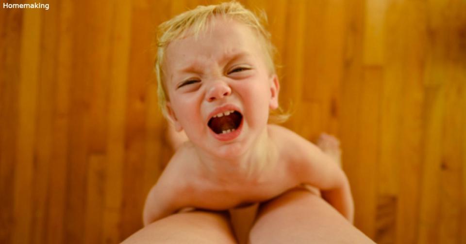 Хуже всего дети себя ведут, когда рядом мама. Вот почему Истинная причина ваших страданий.