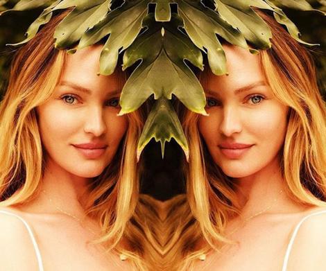Топ-модель Victoria's Secret показала живот на 12-й день после родов. И началось!.. Вот как она заткнула критиков.