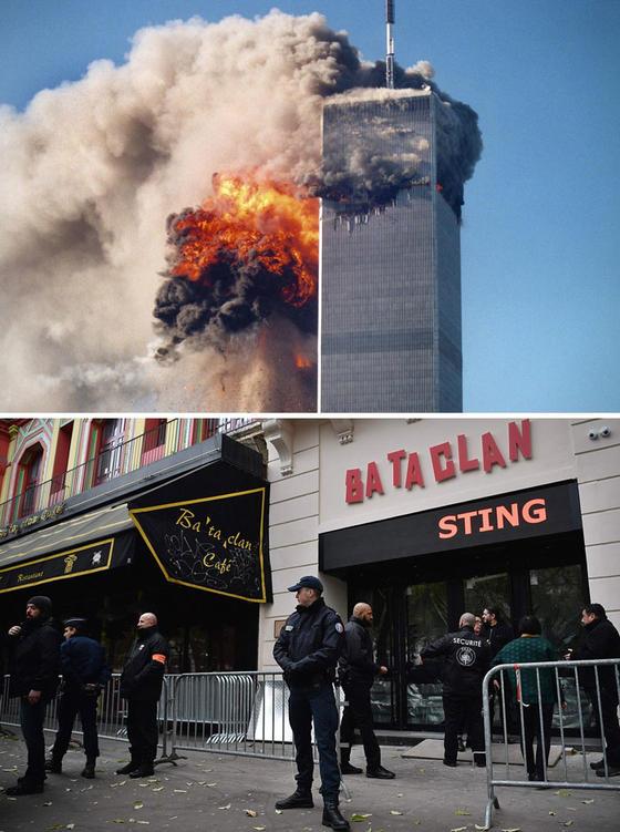 31 совпадение, от которого у вас - буквально - снесет крышу! Матрица дала сбой?