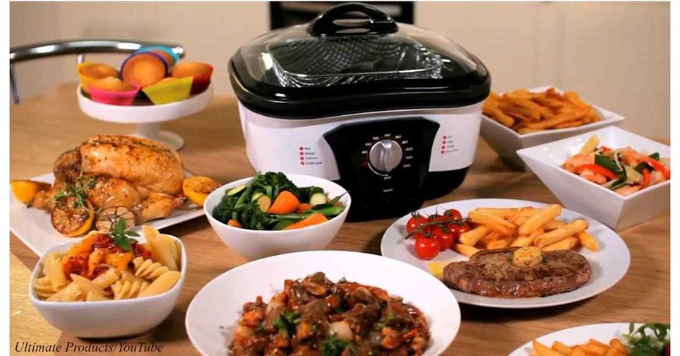 15 крутых вещей, которые умеет делать ваша мультиварка, но вы об этом не догадываетесь Забудьте про духовку и сковородки!