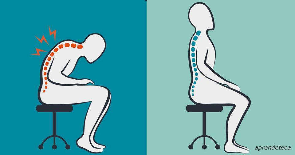 Чтобы боли в спине никогда не было, надо просто правильно сесть Вот как это сделать.