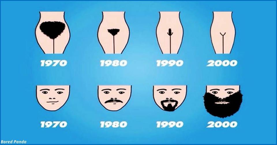 15 хлестких карикатур о том, куда людей завела эволюция От некоторых вам станет стыдно.