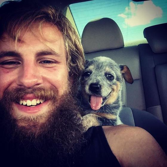27 фото людей, которые наконец-то осуществили свою мечту и приютили собаку Вот это эмоции!