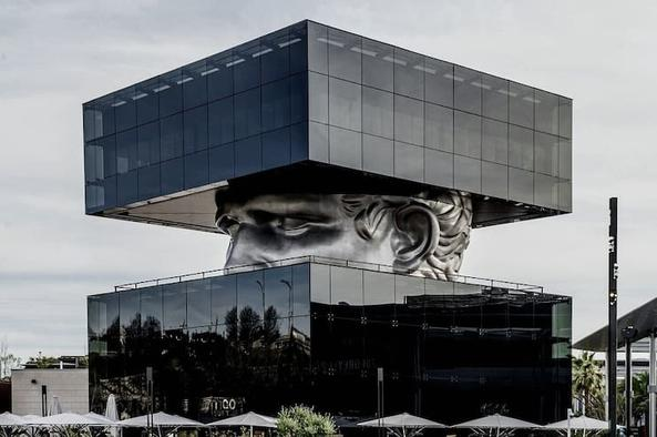 12 самых потрясающих вещей, которые человечество сделало за свою историю Когда архитектор старался.