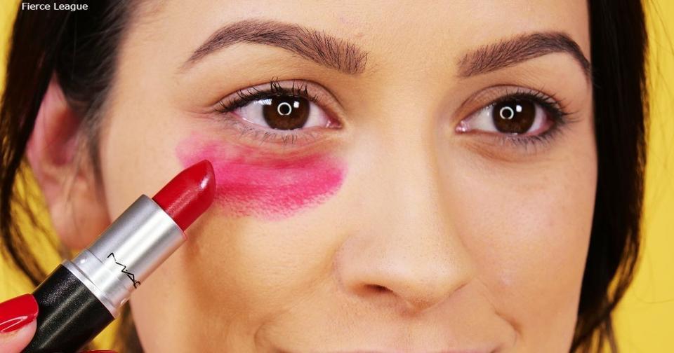 7 странных трюков для макияжа, которые реально работают Вы о них точно не слышали.