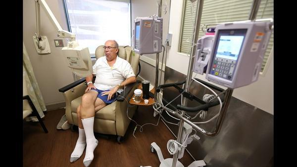 Первые испытания на людях лекарства от рака начались! И это может изменить все Они обнадеживают!
