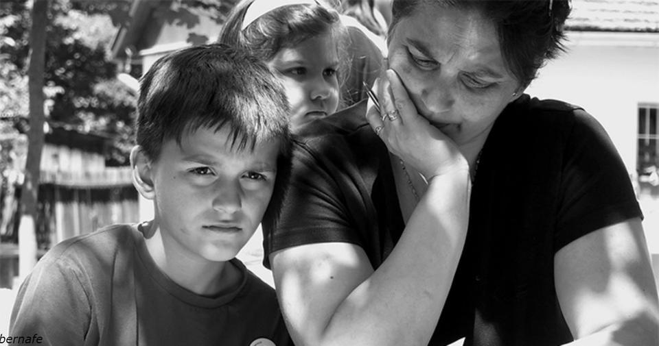 Мужик объяснил, почему дети из сложных семей переживают из-за каждой мелочи Откровения одного трансгендера.