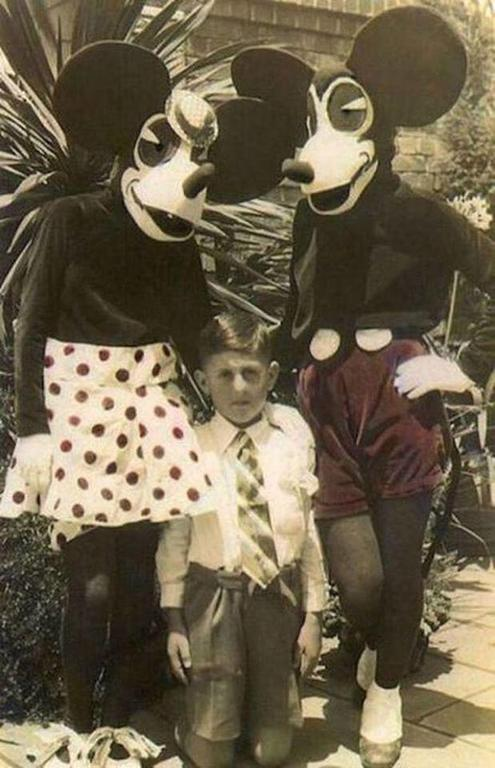 20 страшных фото, которые придут к вам в ночных кошмарах Для настоящих любителей хоррора.