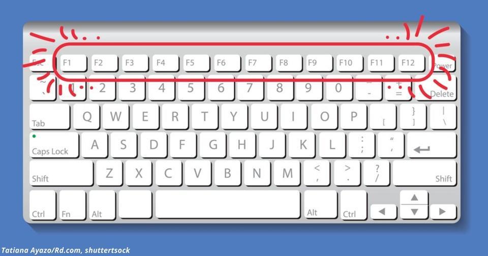 Наконец то узнала, зачем нужны клавиши F1–F12. Они реально полезны! Запоминайте и пользуйтесь.