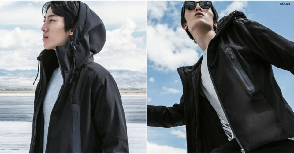 Xiaomi сделал ВСЕсезонную куртку за    и она восхитительна! Умная куртка, будущее уже здесь.