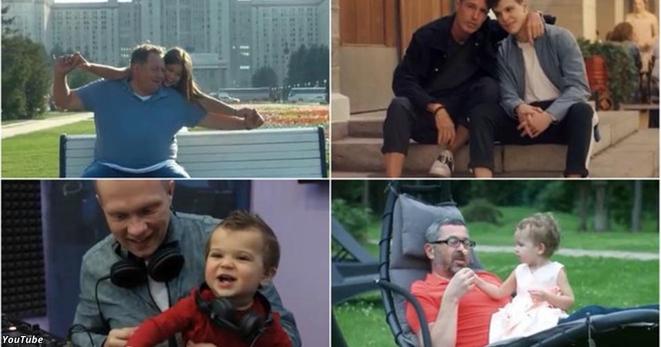 Галкин, Маликов и Меладзе снялись в клипе вместе с детьми. Получилось оочень трогательно… Звездатые папочки.