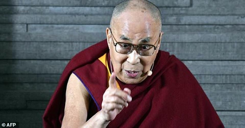 Далай Лама сказал, что «Европа для европейцев» и мигранты должны вернуться домой Ой, что сейчас начнется...