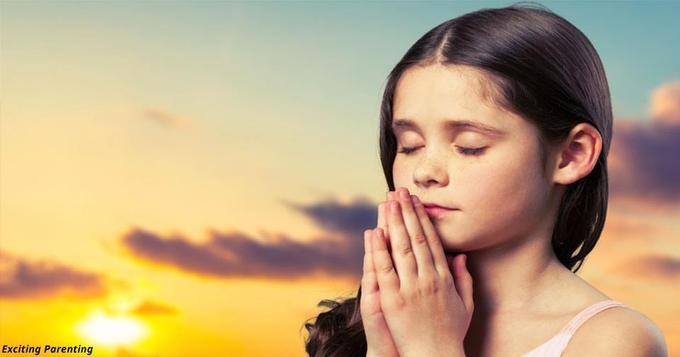 Доказано: религиозное воспитание защитит детей, когда они станут подростками Вот так вот.