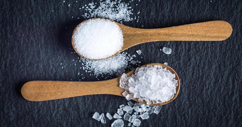 Никогда-никогда не покупайте морскую соль! Последствия могут быть самыми ужасными... Не верьте: она уже давно не полезна!