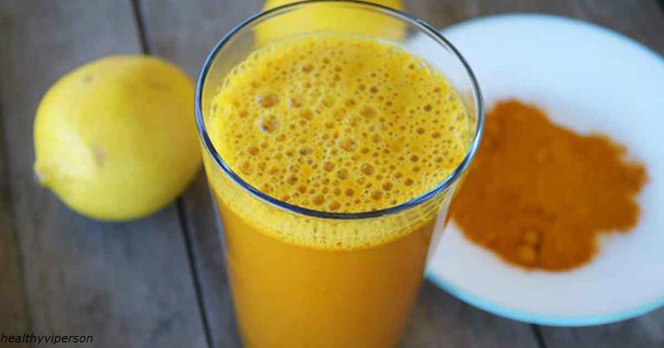 Это лимонад лечит депрессию лучше, чем Прозак Добавляйте куркуму во все свои блюда!