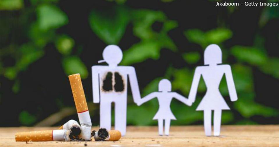 Оказывается, никотин влияет на ДНК через поколения Тревожное исследование.
