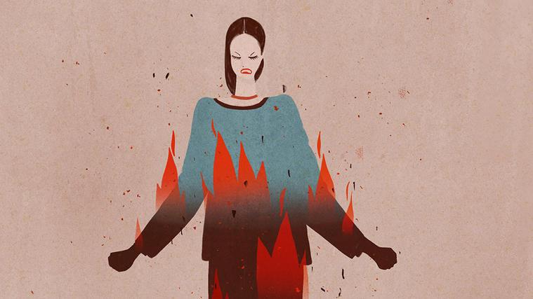 6 ментальных привычек, которые научат вас управлять своим гневом Гнев - это эмоция, которая должна быть выражена.