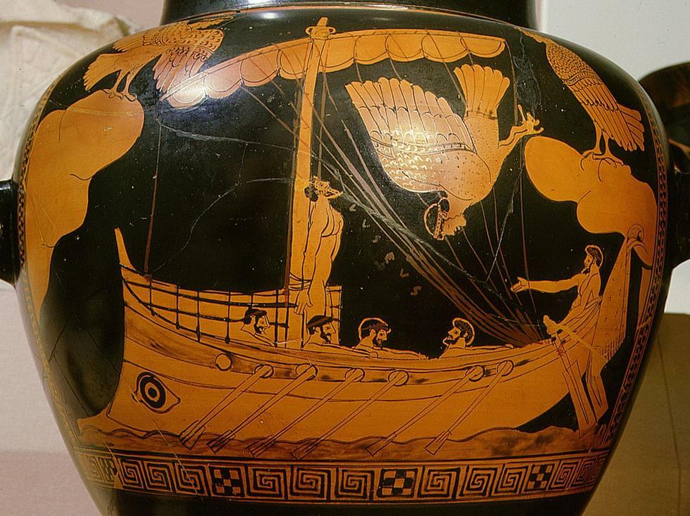 В Чёрном море нашли самый древний корабль в мире. Ему 2400 лет! Находка века.