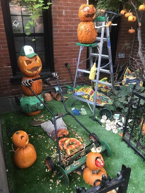 30 раз, когда кто-то на Хэллоуин напугал соседей до усрачки А вы готовы пугаться?