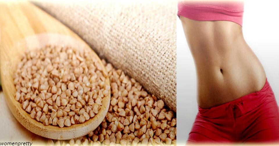 Гречка на кефире   блюдо, которое позволяет худеть на 5 кило в неделю И здоровья тоже прибавится.