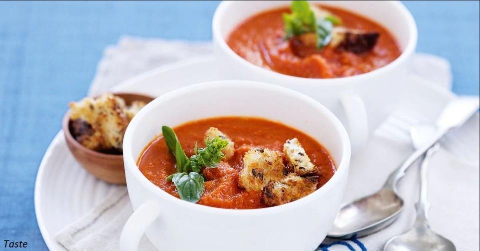 Единственный рецепт томатного супа, который вам когда нибудь понадобится Такого вы еще не пробовали!