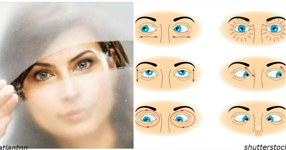 Восстановление зрения по методу Норбекова - вы забудете об очках! Напряжение - главный враг отличного зрения!