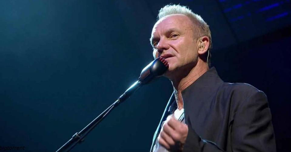 Стинг отменил концерты в России: ″Буду выступать для нормальной публики!″ А не для випов на диванах!
