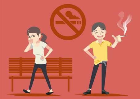 Пожалуйста, пожалуйста, не курите свои чертовы сигареты рядом с моими детьми! Не делайте из окружающих жертв своих привычек.