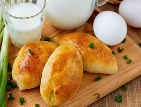 Пирожки «Пятиминутки»: рецепт, который я узнала от генеральского повара Пусть в доме пахнет пирогами!