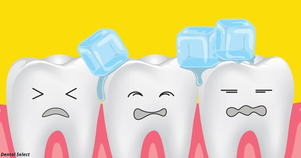 Вот почему грызть лед и пить ледяные напитки очень опасно для зубов Не разрешайте детям!