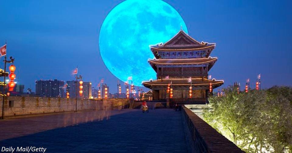 Китайцы запустят ″искусственную Луну″ в 2020 году. Она будет освещать города! Насколько безумным вам кажется этот проект?