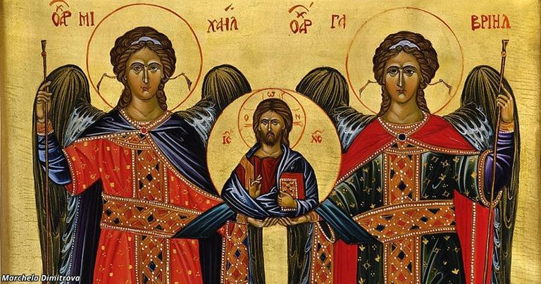 8 ноября — праздник Архангелов Михаила и Гавриила. Вот как христианам провести этот день