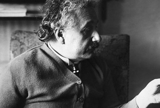 Воспользуйтесь формулой Эйнштейна для генерирования гениальных идей