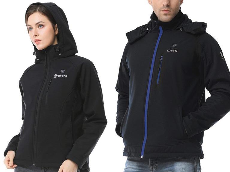 Amazon продает куртку со встроенным обогревателем. Кто попробовал - тот в экстазе! Дайте две!