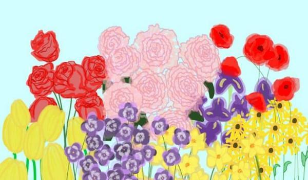 Тест: Выберите понравившийся цветок, и узнайте кое что новое о своем характере!