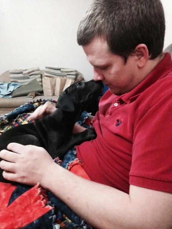 17 собак, которые только что познакомились со своими хозяевами Добро пожаловать домой!