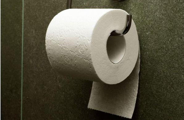Как вы вешаете туалетную бумагу? Вот что это говорит о вашей личности Интересный вопрос, не так ли?