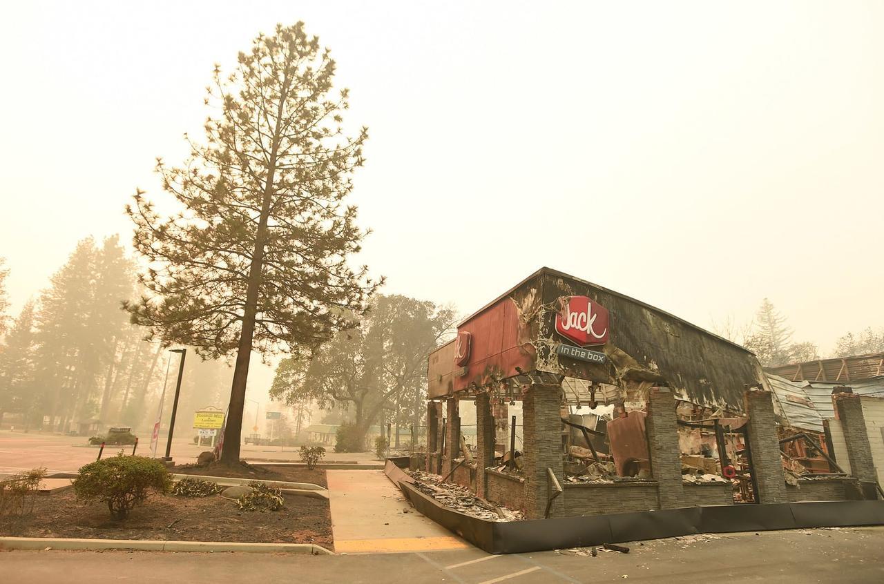 """Пожары в Калифорнии сейчас (фото, видео)"""""""