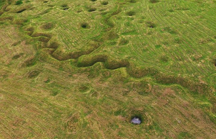 Вот как выглядят сейчас поля сражений Первой мировой войны Она завершилась 100 лет назад.