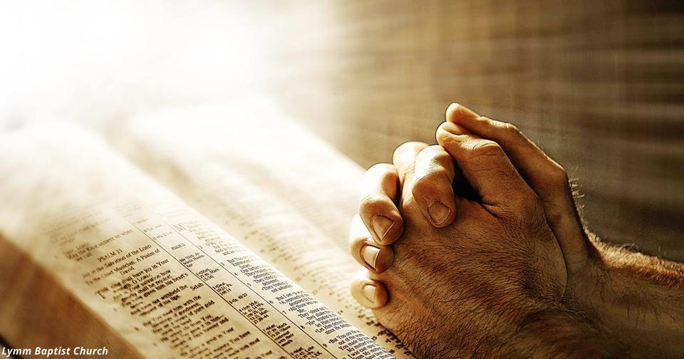 Моё секретное оружие — банальное. Это вот эта молитва Испробуйте и вы её!