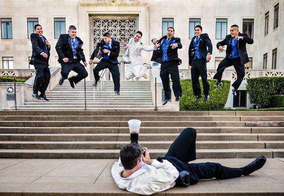 33 фото, которые доказывают, что свадебные фотографы - сумасшедшие люди Как оказалось, это чистая правда!