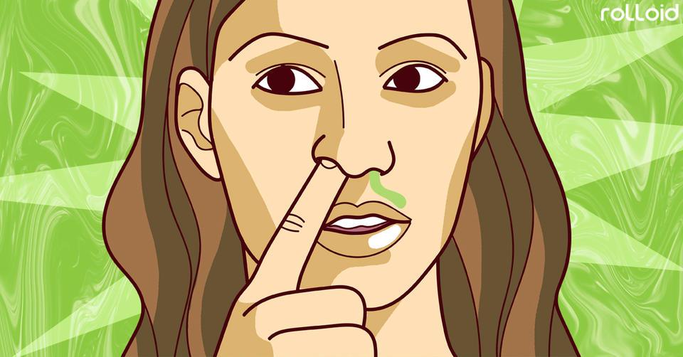 Ковыряться в носу и есть козявки – это НЕ вредная привычка! Вот почему Врачи изменили свое мнение.