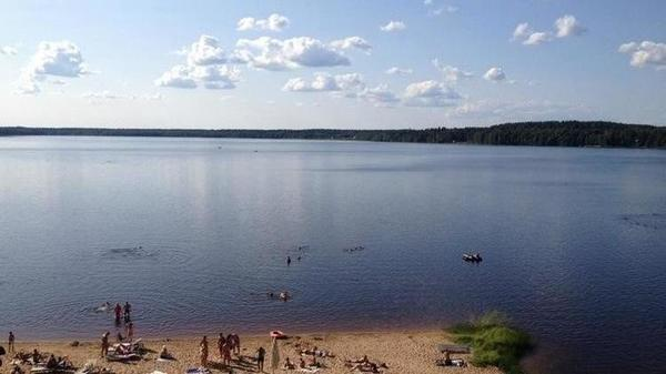 Большое Симагинское озеро. Описание, отдых, рыбалка