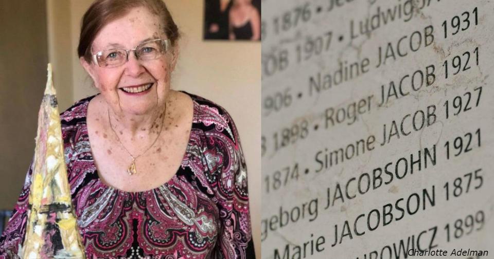 Выжившая после Холокоста встретилась с семьей, которая спасла ее 73 года назад! Они нашли друг друга благодаря Facebook!