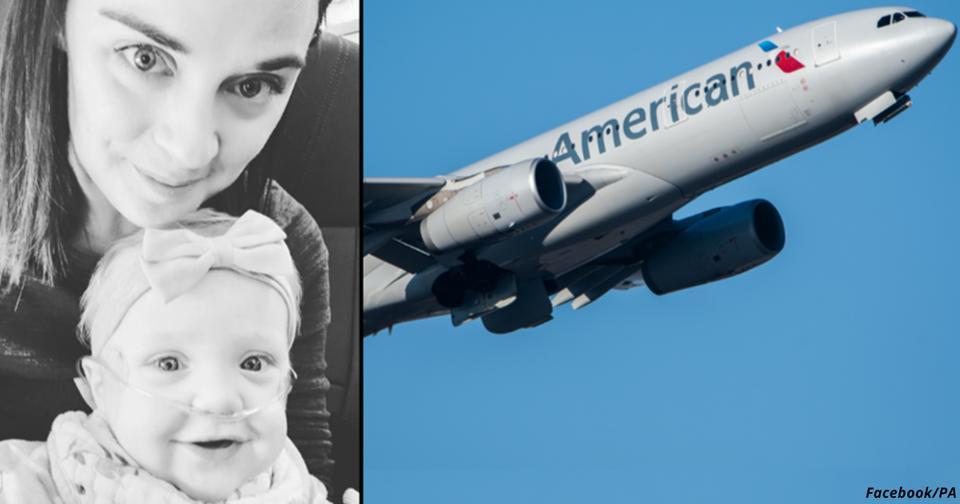 Её согревающий пост после того, как кто то отдал ей с ребёнком своё место в самолёте Мир не без добрых людей!