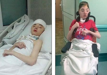 16-летний Ваня Крапивин, спасший мать от насильника, сражался за жизнь 19 месяцев Вот чем все закончилось.