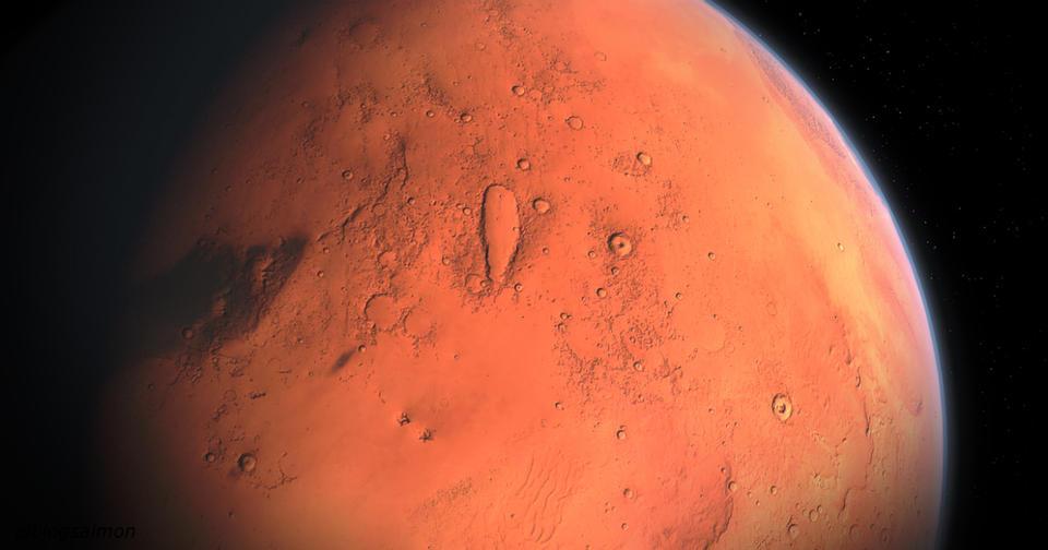 NASA опубликовало первые звуки с Марса для человечества Вот как шумят ветра на расстоянии 484 млн км!