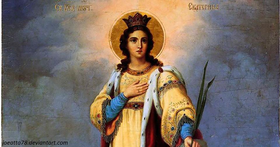 Сегодня - день Ангела Катерины. Мы раскрыли тайну ее имени С днем Ангела, Катерины!
